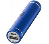 Torpedo Aluminium Power Bank - 2200mAh  by Gopromotional - we get your brand noticed!