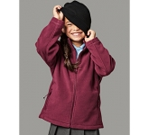 Jerzees Schoolgear Kids Full Zip Fleece  by Gopromotional - we get your brand noticed!