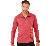 Elevate Taza Knit Quarter Zip Fleece  by Gopromotional - we get your brand noticed!