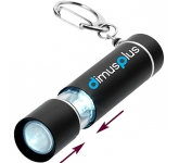 Puller LED Keyring Torch  by Gopromotional - we get your brand noticed!