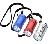 Asteroid LED Mini Torch  by Gopromotional - we get your brand noticed!