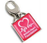 Classic Square Zip Buddy  by Gopromotional - we get your brand noticed!