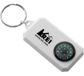 Outback Compass Keyring