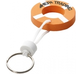 Life Belt Floating Keyring  by Gopromotional - we get your brand noticed!