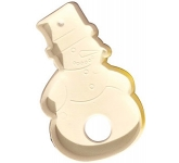 Large Snowman Cookie Cutter
