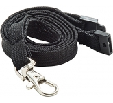 10mm Express Tube Polyester Lanyard  by Gopromotional - we get your brand noticed!
