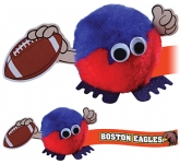 American Football Handholder Logo Bug