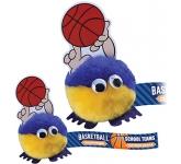 Basketball Handholder Logo Bug