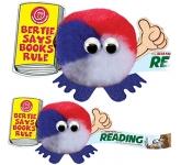 Book Handholder Logo Bug