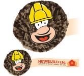 Builder Mophead Card Face Logo Bug  by Gopromotional - we get your brand noticed!