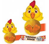 Card Head Chick Logo Bug  by Gopromotional - we get your brand noticed!