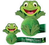 Card Head Frog Logo Bug  by Gopromotional - we get your brand noticed!