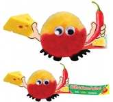 Cheese and Chilli Handholder Logo Bug  by Gopromotional - we get your brand noticed!