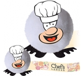 Chef Hatted Logo Bug