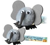 Elephant Logo Bug