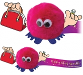 Handbag Handholder Logo Bug