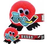 Ice Hockey Handholder Logo Bug