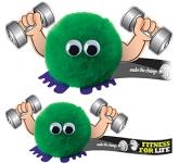 Keep Fit Handholder Logo Bug