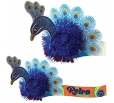Peacock Logo Bug