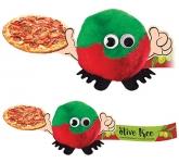 Pizza Handholder Logo Bug