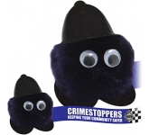 Policeman Hatted Logo Bug  by Gopromotional - we get your brand noticed!