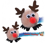 Reindeer Logo Bug  by Gopromotional - we get your brand noticed!