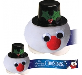 Snowman Logo Bug  by Gopromotional - we get your brand noticed!