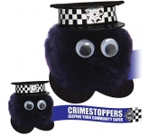 Traffic Cop Hatted Logo Bug  by Gopromotional - we get your brand noticed!