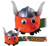 Viking Hatted Logo Bug  by Gopromotional - we get your brand noticed!