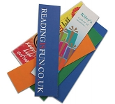 Foam Backed Bookmark  by Gopromotional - we get your brand noticed!