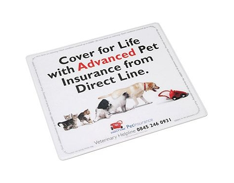 A3 Promotional Armadillo Counter Mat