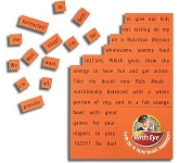 A5 Magnetic Word Game  by Gopromotional - we get your brand noticed!