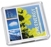 Square Acrylic Fridge Magnet