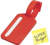 Premium Budget Luggage Tag  by Gopromotional - we get your brand noticed!