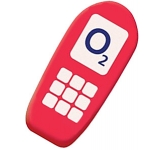 Mobile Phone Shaped Acrylic Fridge Magnet  by Gopromotional - we get your brand noticed!