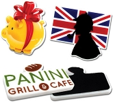 Custom Shaped Large Acrylic Fridge Magnet  by Gopromotional - we get your brand noticed!
