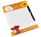 A4 Magnetic Steel Paper Memo Board  by Gopromotional - we get your brand noticed!