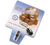 Square Memo Clip Magnet  by Gopromotional - we get your brand noticed!