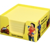 Compact Card Note Block Holder
