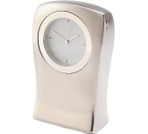 Torso Metal Desk Clock  by Gopromotional - we get your brand noticed!