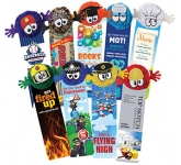 Mophead Bookmark Logo Bug  by Gopromotional - we get your brand noticed!