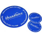 SoftMat Coaster Set  by Gopromotional - we get your brand noticed!