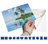 Sticky Mouse Mat  by Gopromotional - we get your brand noticed!