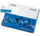Business Card Mouse Mat  by Gopromotional - we get your brand noticed!