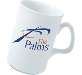 Lincoln Promotional Mug  by Gopromotional - we get your brand noticed!