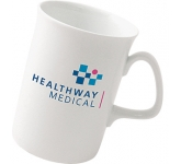 Opal Bone China Mug  by Gopromotional - we get your brand noticed!