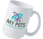 Promotional Stein Mug  by Gopromotional - we get your brand noticed!