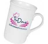 Windsor Bone China Mug  by Gopromotional - we get your brand noticed!