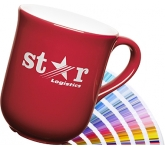 Bell Etched Pantone Mug  by Gopromotional - we get your brand noticed!