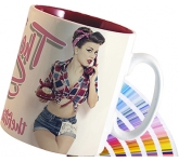 Durham Pantone Matched Inner Photo Mug  by Gopromotional - we get your brand noticed!